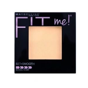 Maybelline Fit Me Set + Smooth Powder Porcelain